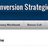 Now Open: Psychological Conversion Strategies – more bonuses added, ANOTHER $100 savings