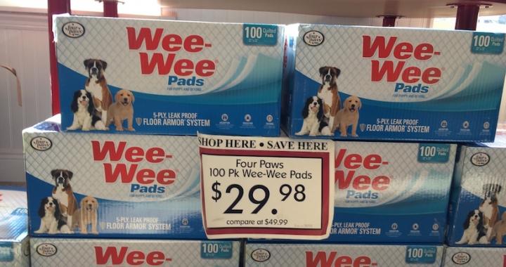 Wee Wee Pads S